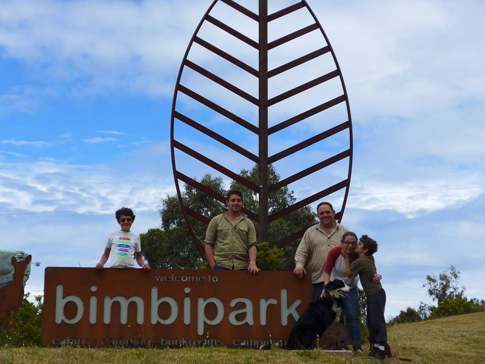 Bimbi Park Entrance