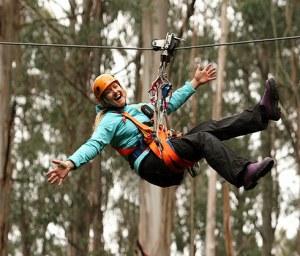 Otway Treetop Adventures