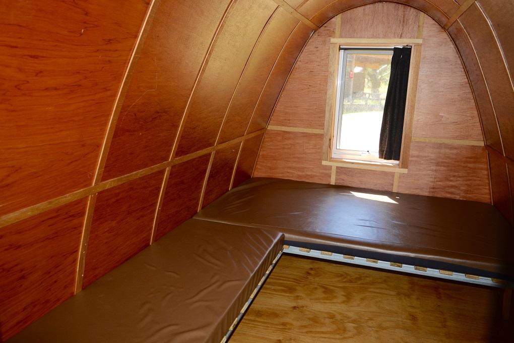 Pod Bimbipark Inside