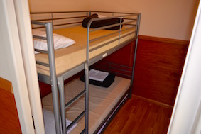 Standard No Ensuite Bimbipark Bunks